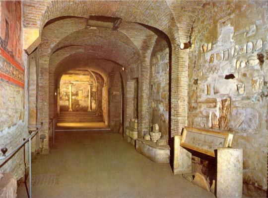 Basilica Of San Clemente Tour
