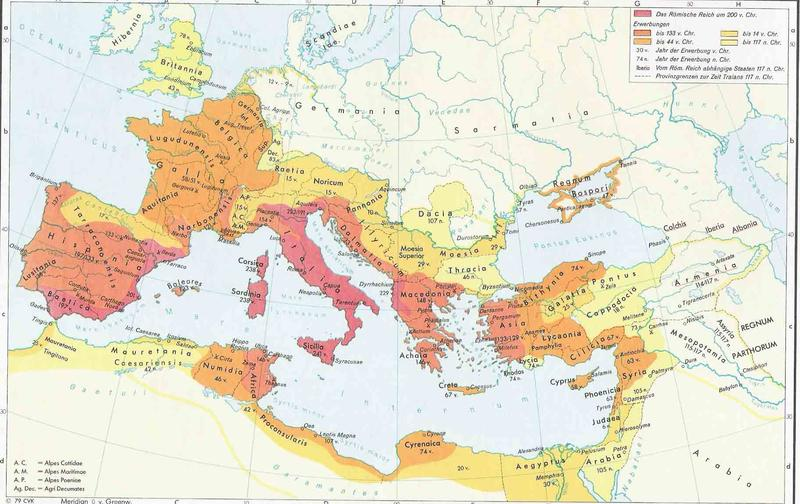 roman empire and change over time Yet, there are, in this period, more cases to be found in which a legal measure  had a certain social impact and where a social change generated a legal.