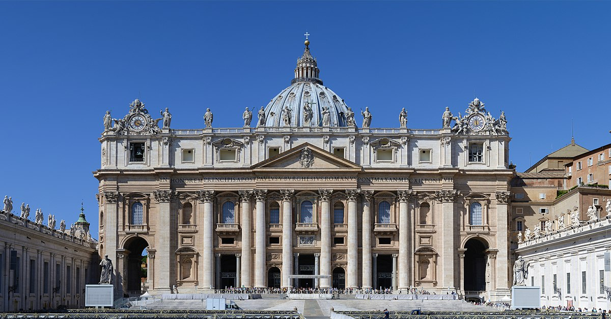 12 architects of st peter s basilica Read and learn for free about the following article: bramante, etal, saint peter's basilica.