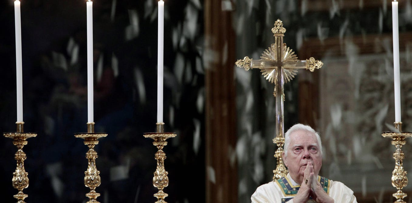 How the Catholic Church\'s Hierarchy Makes it Difficult to Punish ...