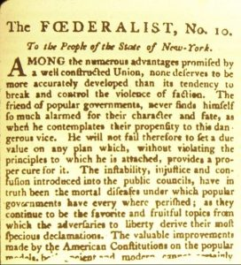 what did the federalist essays do