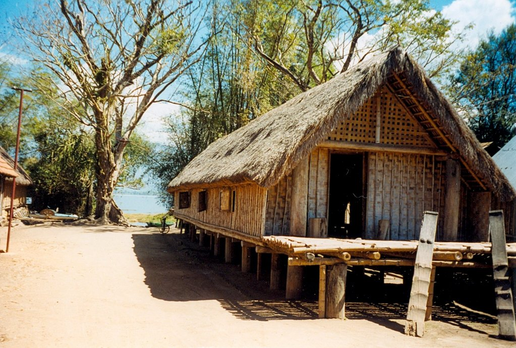 History Of The Longhouse