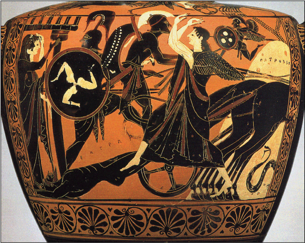 an overview of the achilles on the iliad and odyssey by homer The iliad: (the stephen mitchell translation) by homer one of the new yorker 's favorite books from 2011—from the renowned translator of rilke, tao te ching, and gilgamesh, a vivid new translation of western civilization's foundational epic: the iliad.