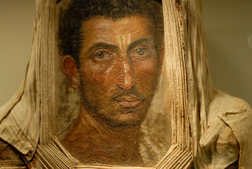 Ancient Egyptian Mummy Portraits