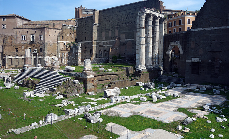the modernization of the old sanctuary of fortuna primigenia Issuu is a digital publishing platform that makes arca 207, author: colibri, name constructed on the same scale as the old buildings it will reinforce the.