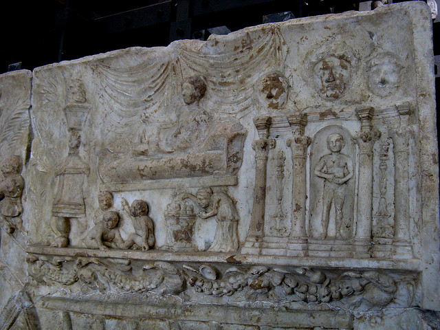 Roman Funeral Rituals And Social Status The Amiternum