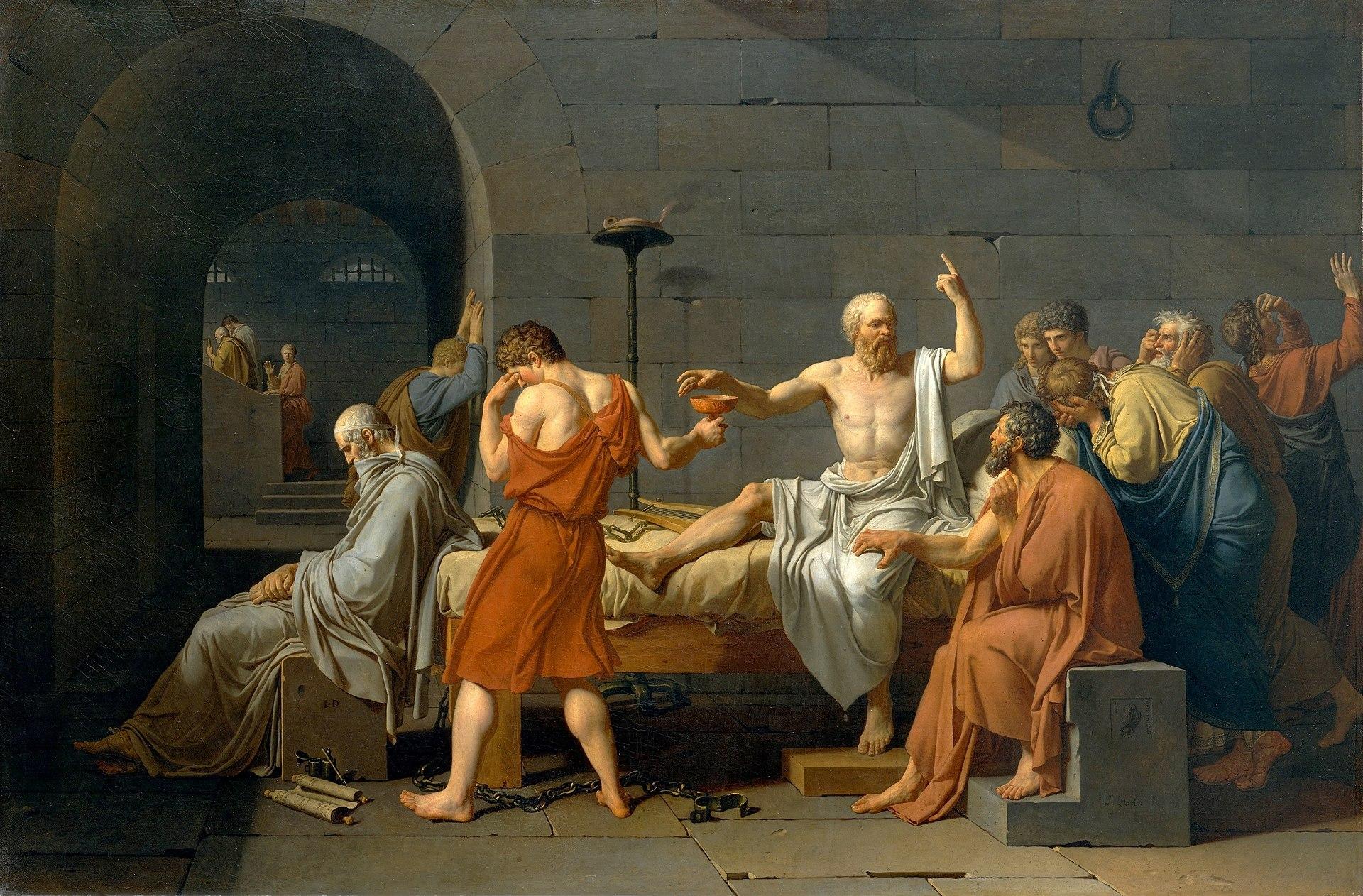 the similarities between greek philosophers socrates plato and aristotle
