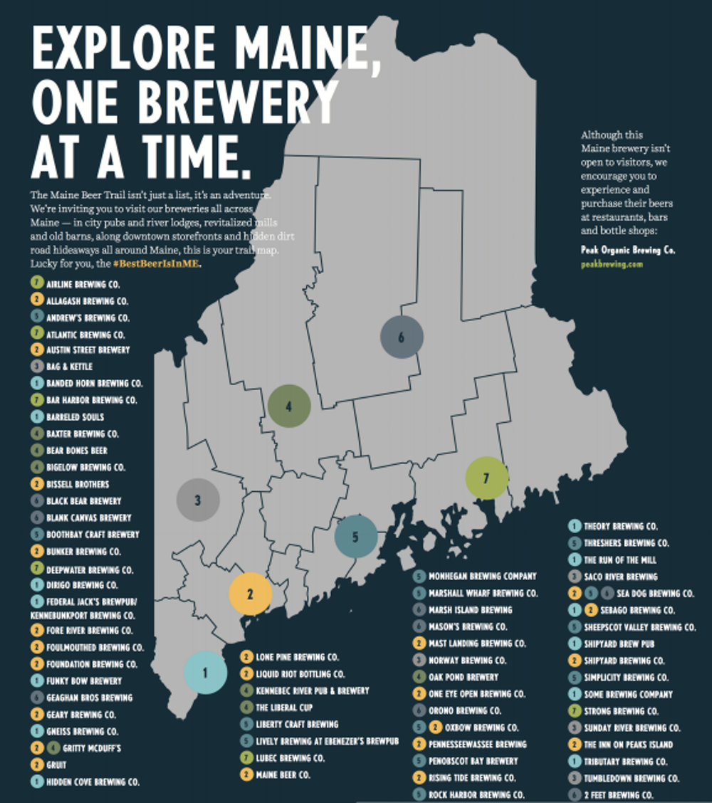 Craft Brewers Guild New Paltz Ny