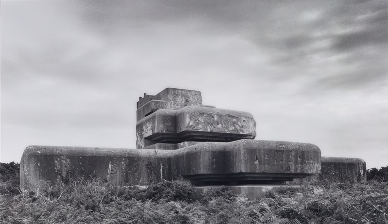 Photographing The Architecture Of Decay