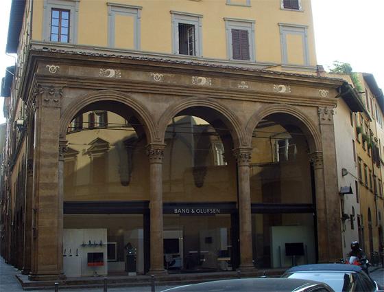 Leon battista alberti and the palazzo rucellai of renaissance florence - I giardini di palazzo rucellai ...