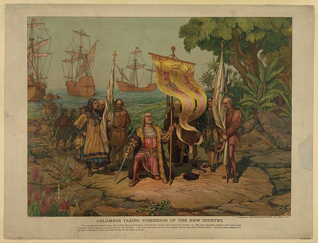 europäische kolonisierung amerikas