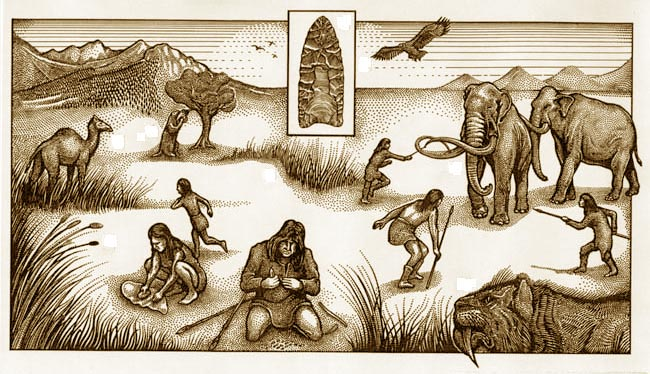 Paleo Native American Clothing