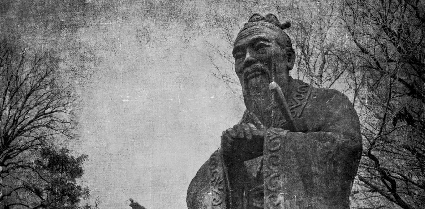 reflection on confucius philosophy In my article, i sketch some methodological reflections that have evolved in   specialties: chinese philosophy, confucianism, ethics/moral psychology e-mail.