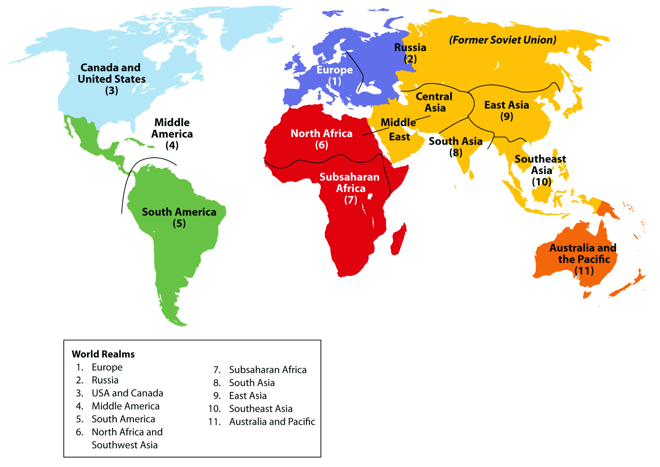 An introduction to world geography people places and globalization 28 world regional geography publicscrutiny Choice Image
