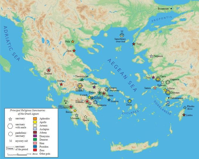 an introduction to the history and architecture of greeks The archaeology of greece: an introduction,  and architecture of classical greece and her immediate  and even those interested in the history of ancient greece.