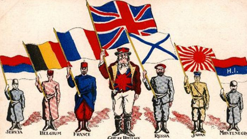 how the forces of nationalism imperialism and militarism irrevocably led to world war i pay particul It is the bourgeoisie whose cupidity and ambition led them to oppose the restoration of legitimist governance because they visualised it leading once more to the 'supremacy of the gentleman' (113)  29 of the first world war the term was employed by a host of people - including roscher, schäffle, ostrogorski, tönnies and michels - whose.