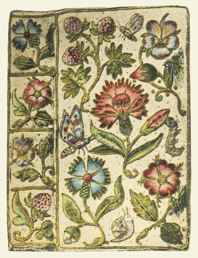 Pens and needles reviving book embroidery in victorian