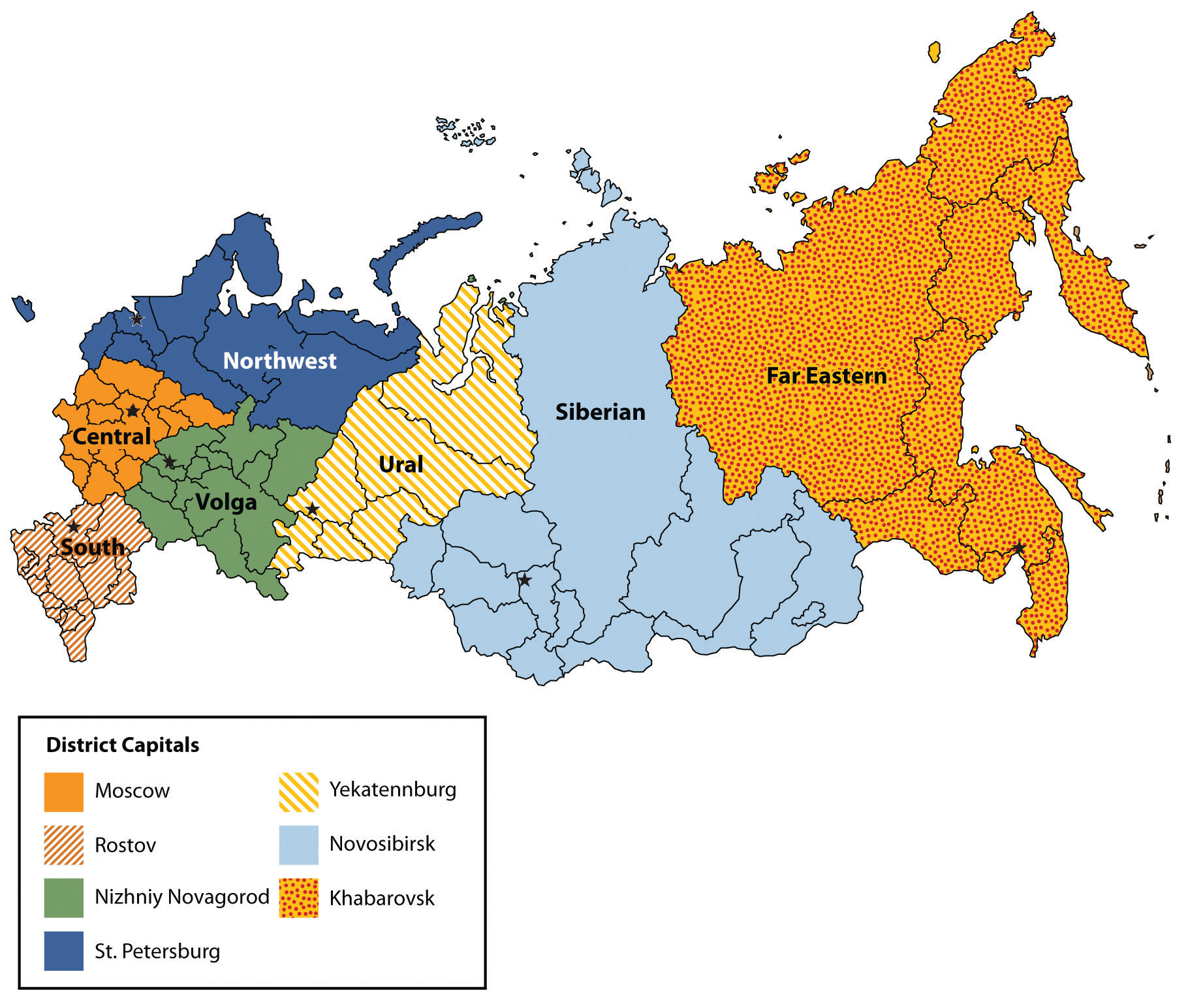 Russia: A Sociopolitical Geography Of Russia