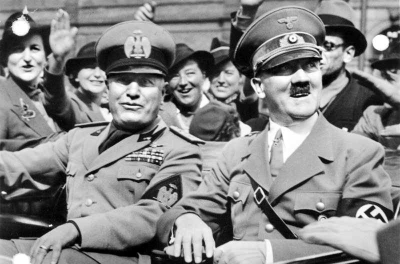 Fascism And Nazism The Similarities And Differences Examined