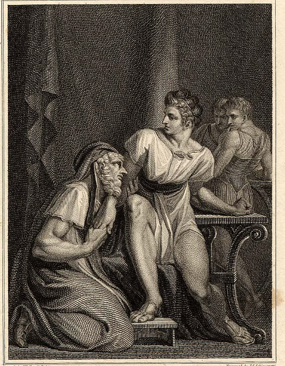 the divine power of the sceptre in homers iliad The iliad homer (translated by samuel butler) this ebook was designed and  published by planet pdf for more free  hereafter your sceptre of the god and  your wreath shall  rules the argives with might, to whom all the achaeans.