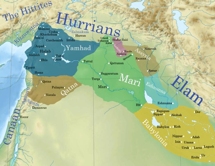 Mesopotamian Korkeakulttuuri