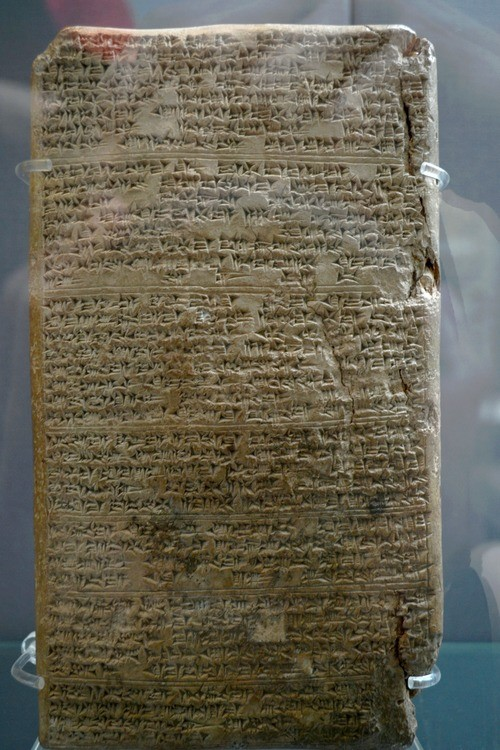 the amarna letters  diplomacy in the ancient world
