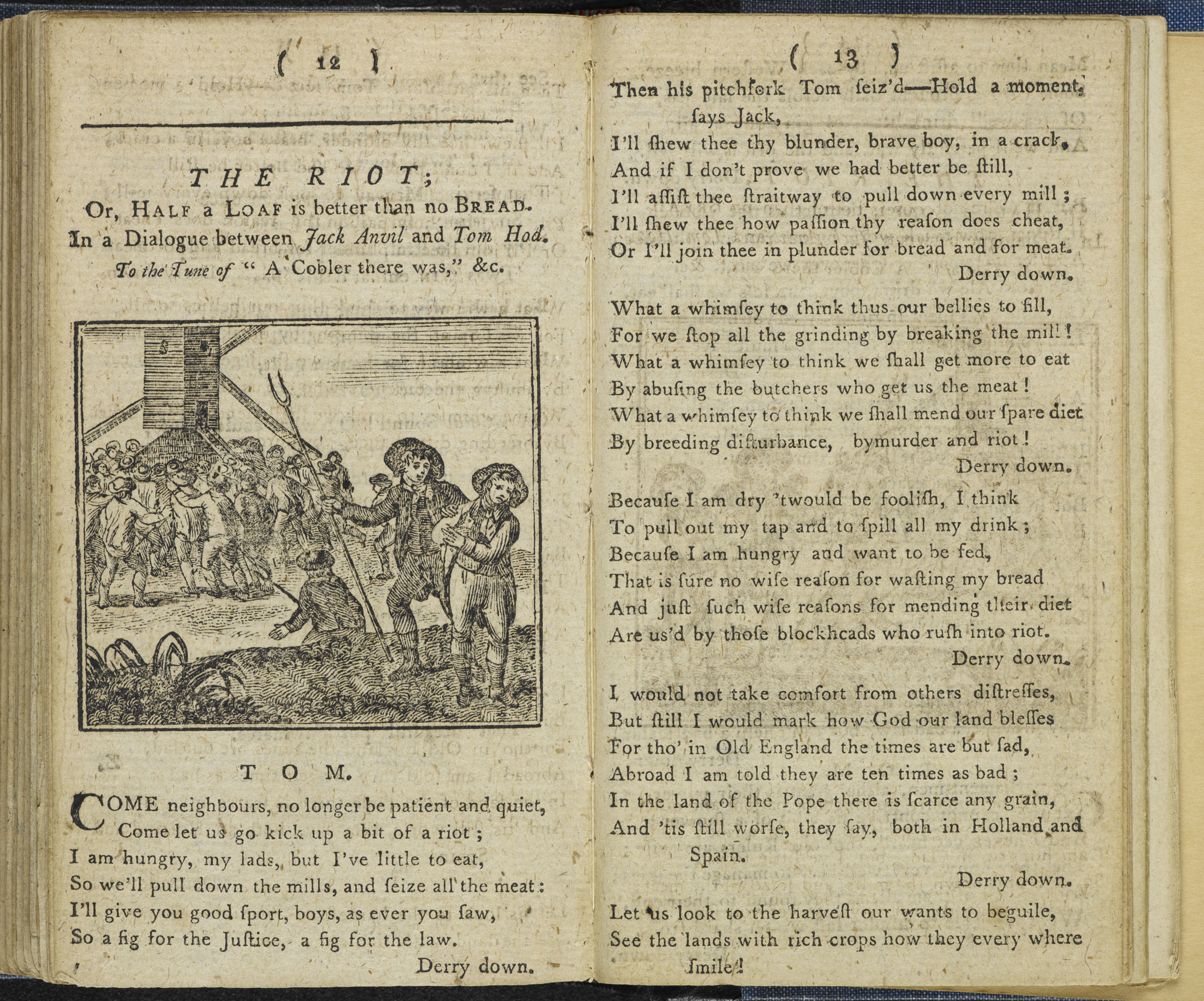 Were Politcally Conservative Stories That Aimed To Quell Unrest Or Dissatisfaction Among The British Poor British Library Public Domain