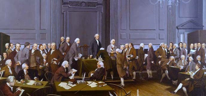 Reframing The American Government At The Constitutional