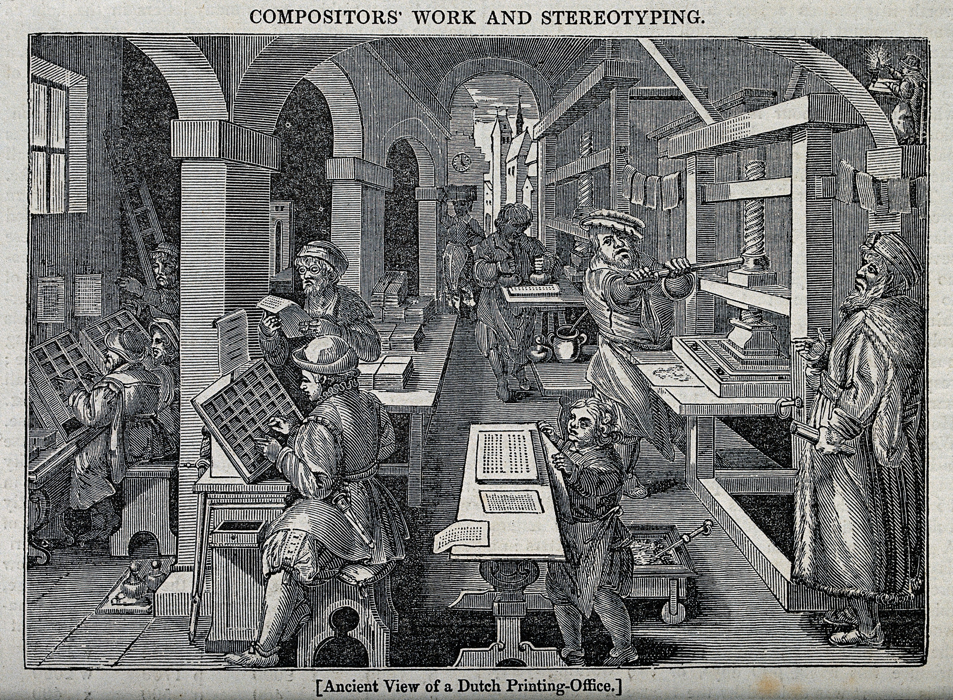 The Printing Press And Its Impact On Literacy