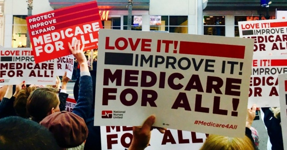 Image result for democrats medicare for all
