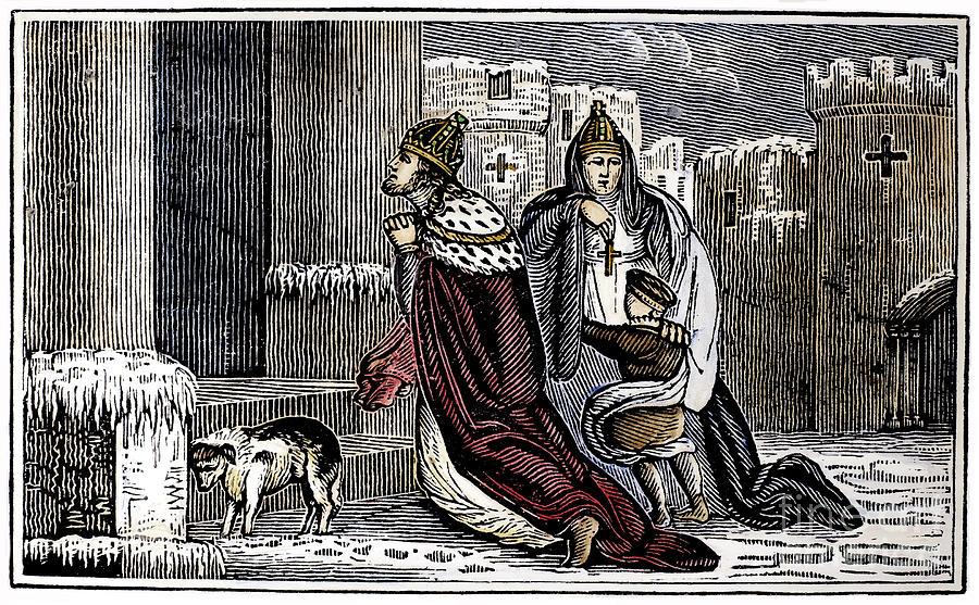 Pope Gregory VII vs. Emperor Henry IV: the Assertion of ...