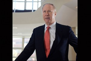David Gergen. Photo: Kent Dayton
