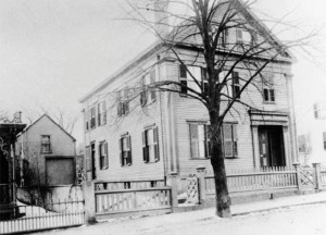 Lizzie Borden Bed and Breakfast Museum. Photo: Wikimedia Commons.