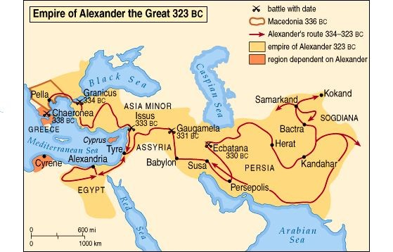 Alexander the Great: A New World and a New Turning Point for ... on map of egypt ny, country of egypt 1400 bc, map ancient egypt 30 bc, map of egypt atb c 1450, map of egypt pe, map of egypt bce, map of king intermediate,