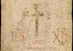 L0074230 MS.632. Saints Quiricus and Julitta ( -304). Recto.