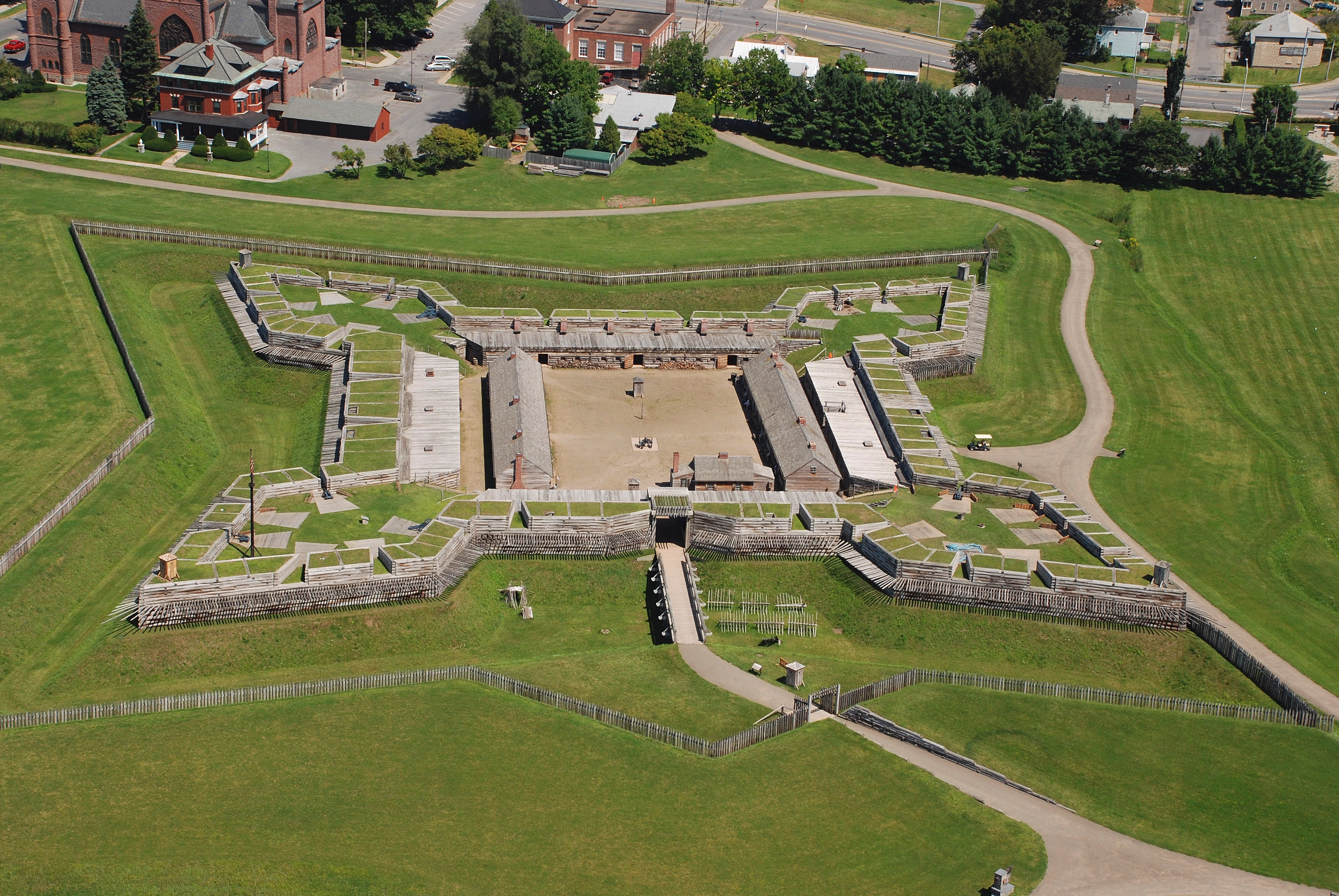 Revolutionary War The Siege Of Fort Stanwix