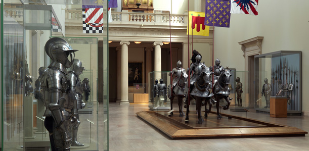 Limitations Imposed By Wearing Armour On Medieval Soldiers