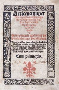 L0026354 Articella, 1534
