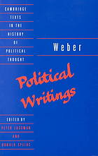PoliticalWritings01