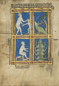 Praesillus; A Hairy Woman of the Island of Gorgade; A Scorpion