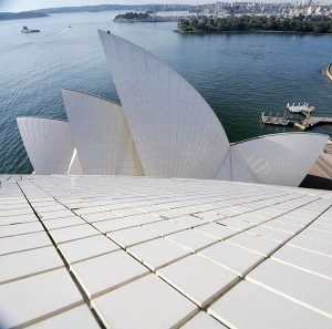 The Sydney Opera House by Jack Atley