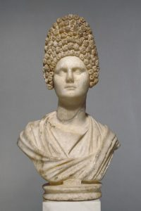 Bust of a Flavian Woman