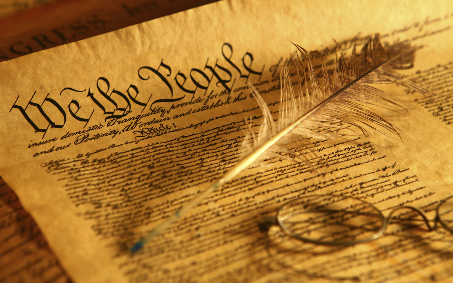 the constitution and bill of rights: a history