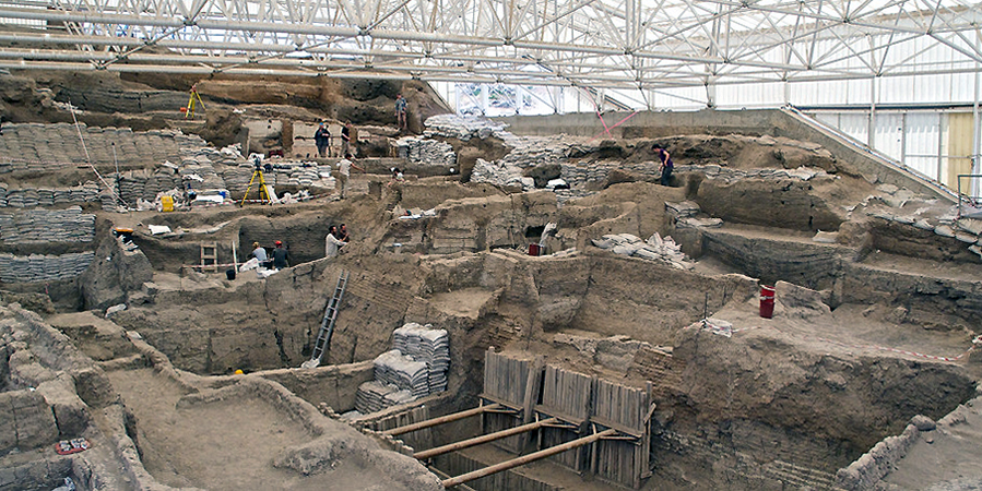 The Neolithic Revolution: Settlement, Art, and Architecture