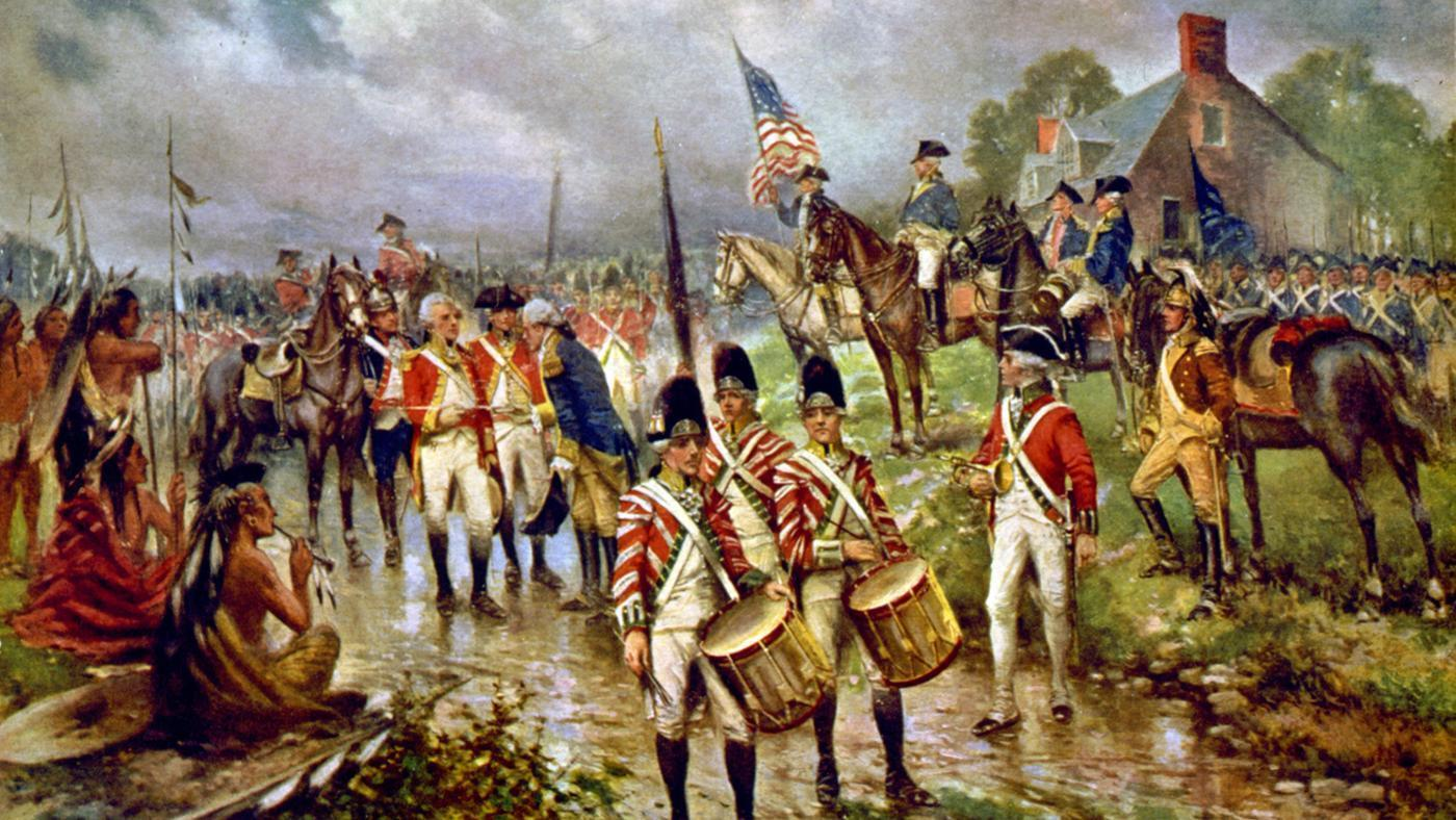 What Was The First Battle Of The Revolutionary War >> That Battle Of Saratoga Turning Point In The American Revolution