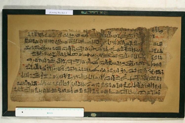 kol dating papyrus