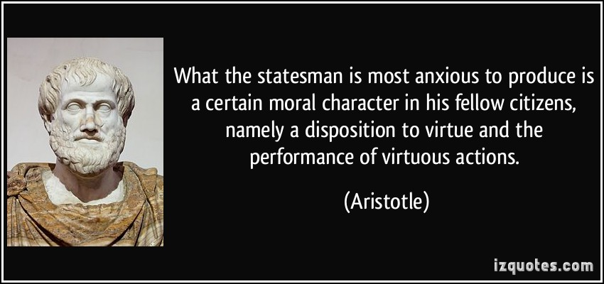 Aristotle Human Behavior Quote Posters: The Mixed Regime And The Rule Of Law: Aristotle's 'Politics'
