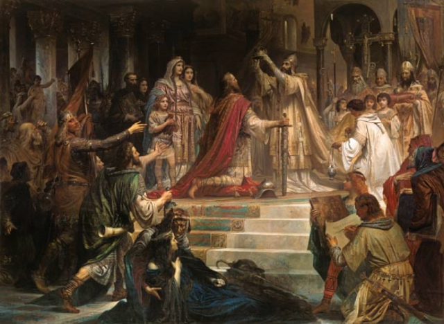 Charlemagne: The Rise of the Carolingian Dynasty - Brewminate