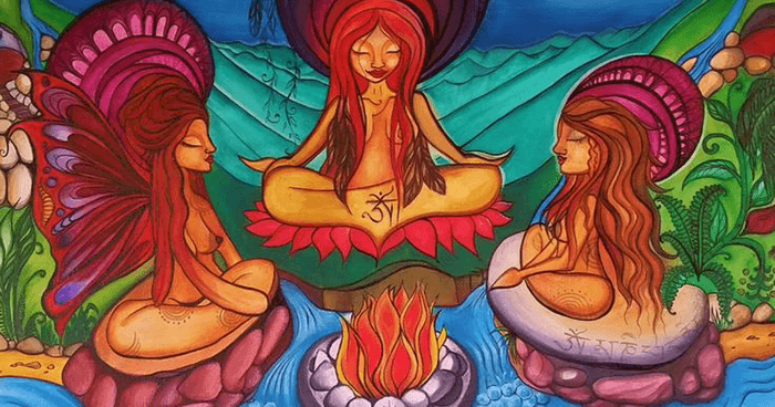 The Ancient Practice of Fire Rituals for Healing and Purification