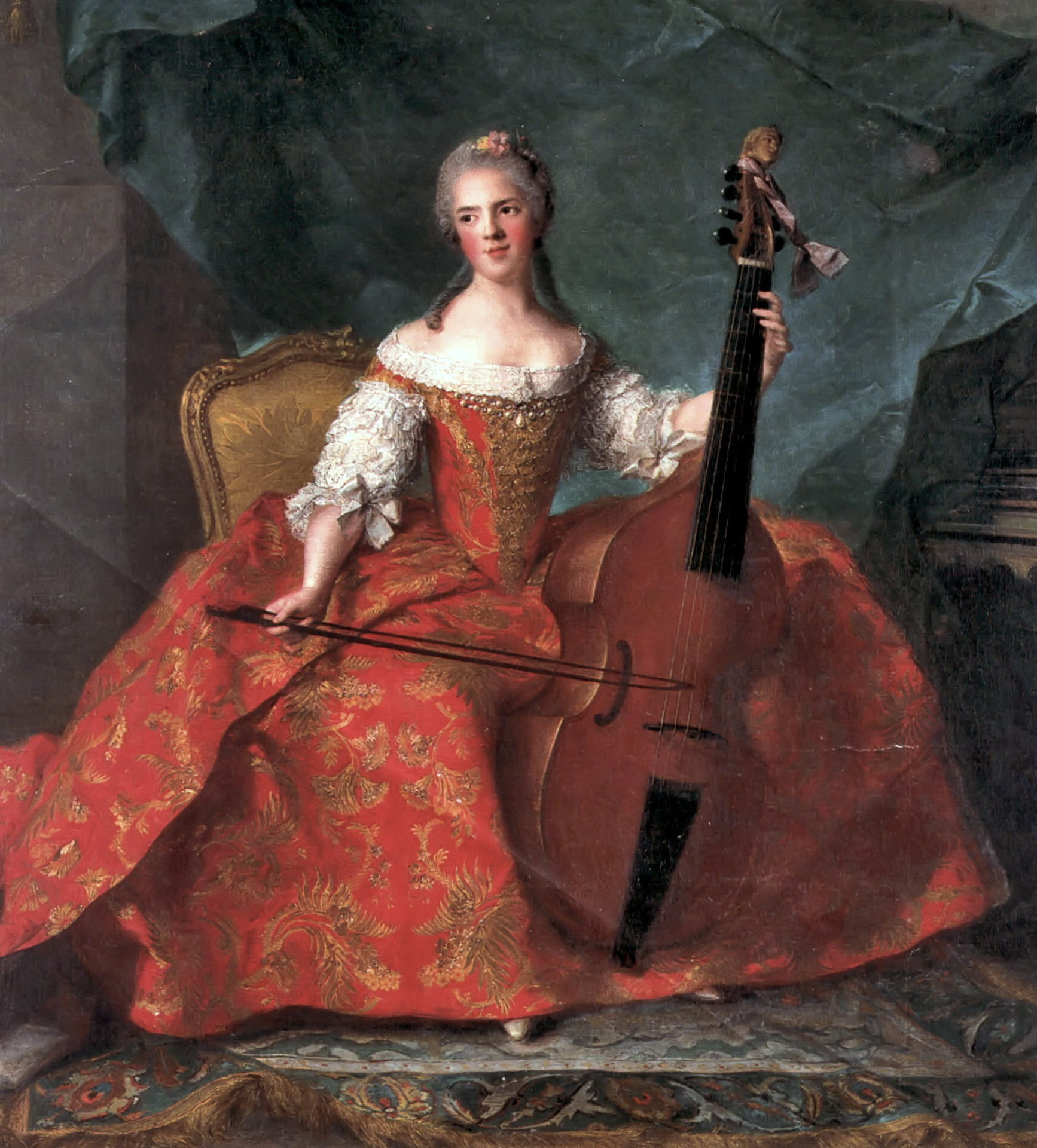 Mesdames: The Daughters of Louis XV and Queen Marie Leszczynska